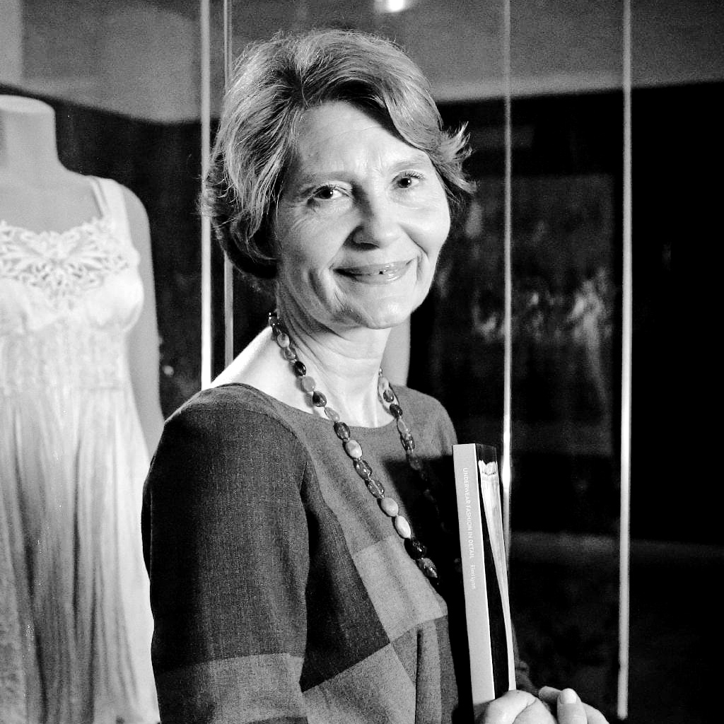 In conversation with Edwina Ehrman, curator of fashioned from nature